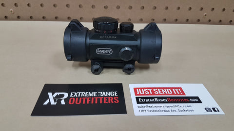 *AUCTION* USED LEAPERS RED / GREEN DOT SIGHT