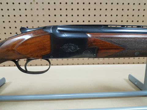 USED* BROWNING SUPERPOSED 12 GAUGE OVER / UNDER – Extreme