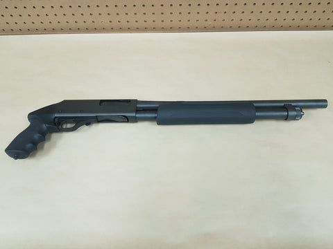 "*AUCTION* USED H&R PARDNER PUMP 12 GAUGE 3"" PISTOL GRIP"