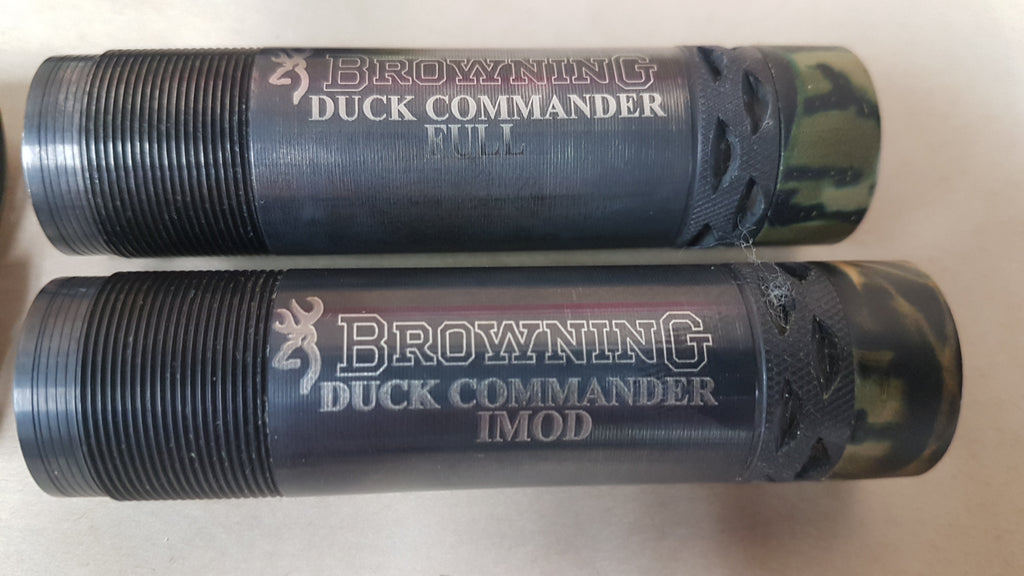 AUCTION* BROWNING INVECTOR PLUS CHOKES & CASE – Extreme