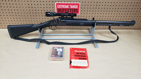 *AUCTION* USED THOMPSON CENTER 50 CAL MUZZLELOADER