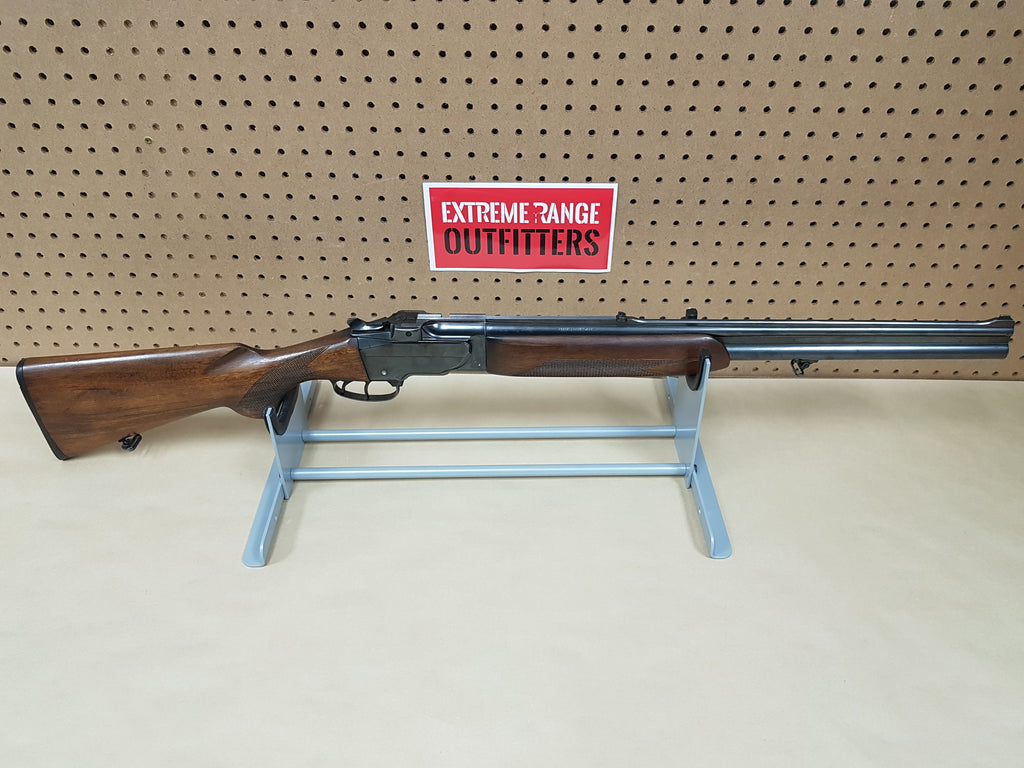 USED* BRNO ZH 205 22 SAVAGE HP / 12 GAUGE – Extreme Range