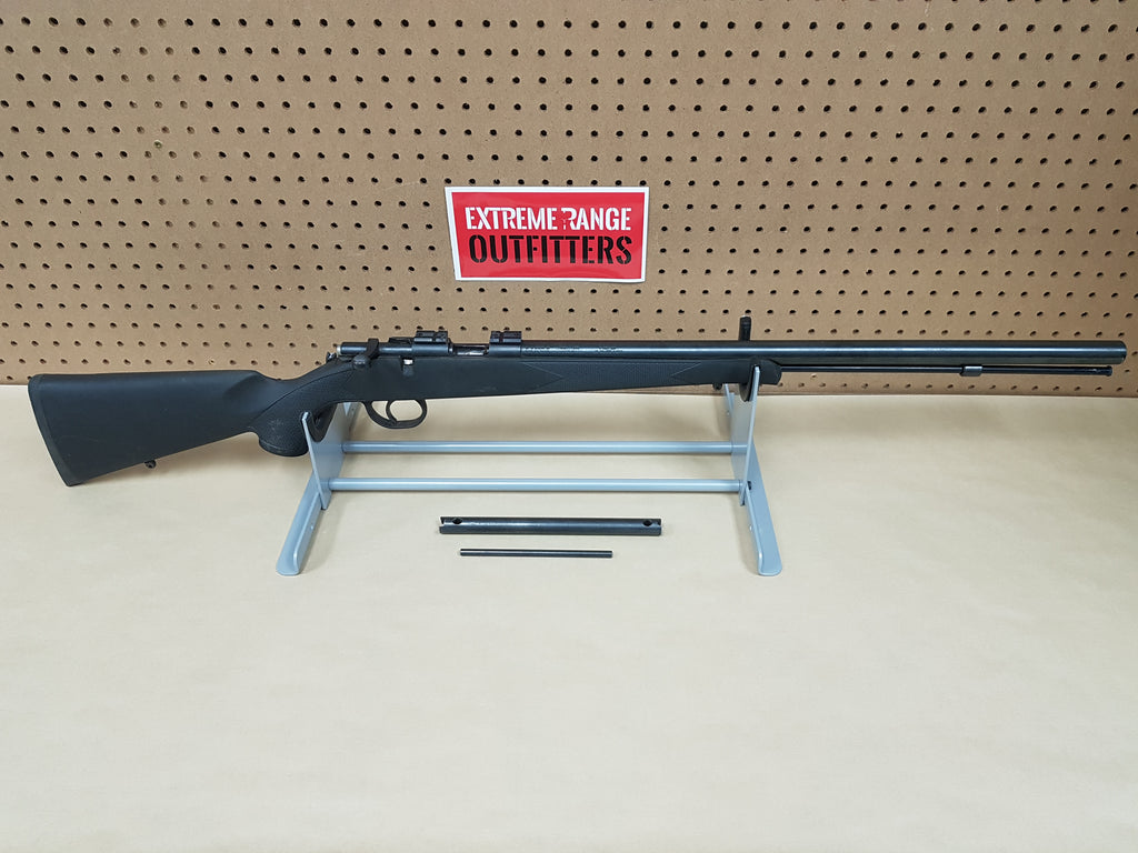 AUCTION* TRADITIONS 50 CAL MUZZLELOADER – Extreme Range