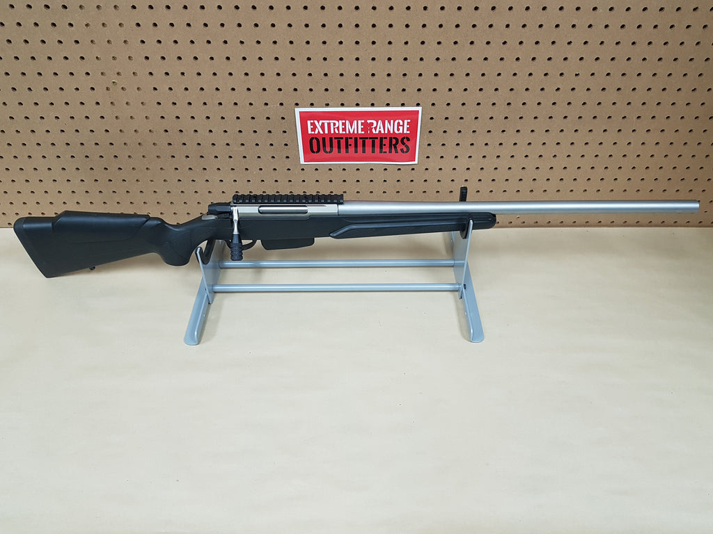 AUCTION* USED T3 223 REM VARMINT STAINLESS – Extreme Range
