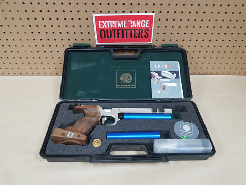 *AUCTION* USED LP10E 177 CAL PISTOL
