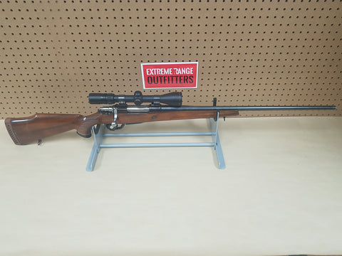 *AUCTION* USED RIFLE RANGE PARKER HALE 338 WIN MAG