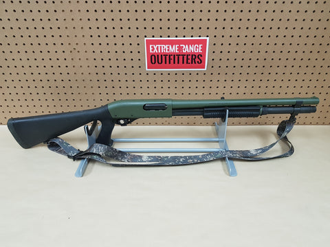 *AUCTION* USED MODEL 870 TACTICAL 12 GA