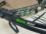 *AUCTION* USED MODEL QUAD 400 CROSSBOW