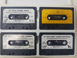 *AUCTION* USED CALL SOUNDS CASSETTES