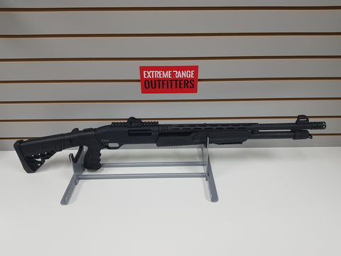 *AUCTION* USED TACTICAL PUMP 12 Ga