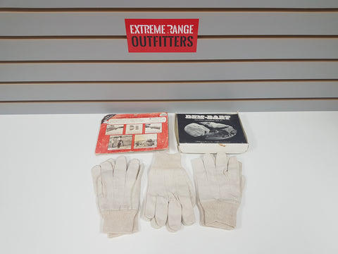 *AUCTION* NEW CHECKERING KIT AND GLOVES