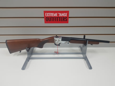 "*AUCTION* NEW SINGLE SHOT 410 CAL 14"" WALNUT #20"