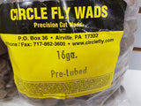 New 16Ga Wads + Cards #0304104