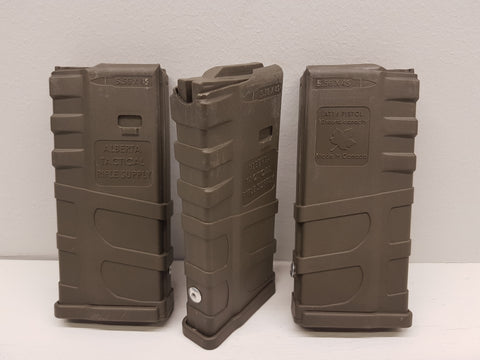 AT15 Pistol Mags x 3 #0330106