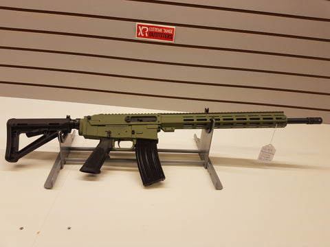 WS-MCR Rifle 5.56 Nato MultiCam Dark Green Cerakote