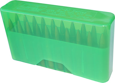 green ammo box