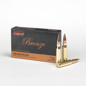 PMC Bronze Line Ammunition