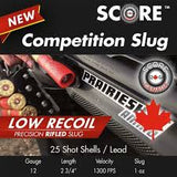 Score Competition Slug 12 Ga