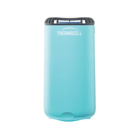 thermacell patio shield in light blue