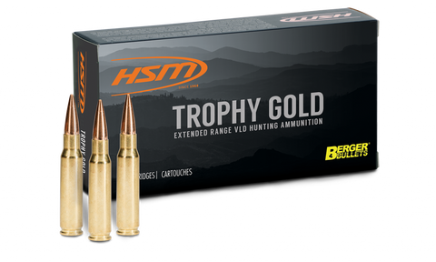 Trophy Gold Centerfire Ammunition