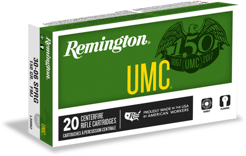 Remington UMC 223 Rem 45gr JHP 20pk