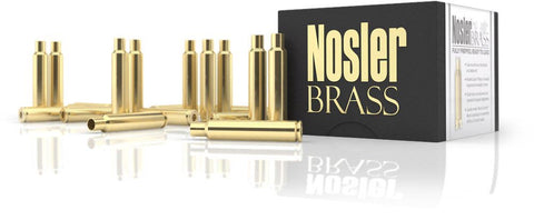 Cartridge Brass  |  Fully Prepped, Ready To Load!