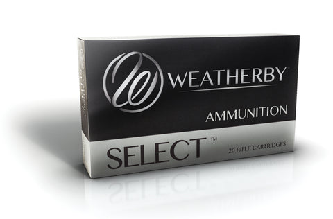 SELECT CENTERFIRE AMMUNITION