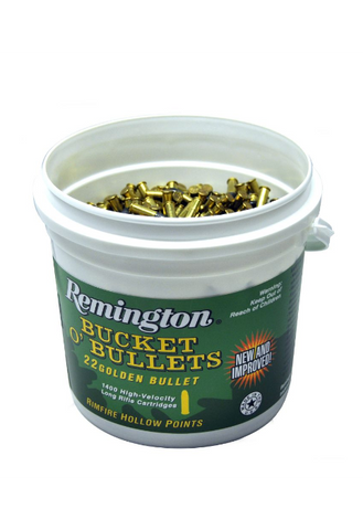 Remington Rimfire 22LR Ammo 36 Grains 1400pk