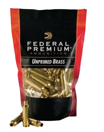Federal Gold Medal Premium Brass