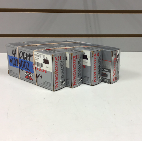 1024002 AMMO SUPER-X 30-30 WIN x 76 ROUNDS