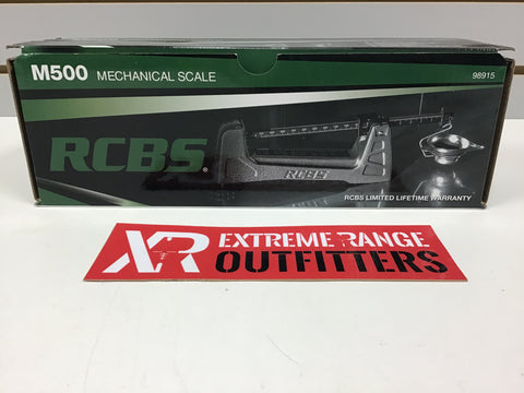 0305023 RCBS M500 MECHANICAL SCALE