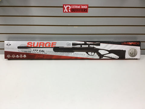 0629005 NEW SURGE 177 Cal 490 FPS W/ SCOPE