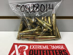 0828014 EMPTY BRASS 270 WIN x 33 PIECES