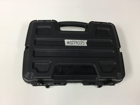 0219025 GUN GUARD PISTOL CASE
