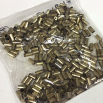 1031018 EMPTY BRASS 9mm LUGER x 325 PIECES