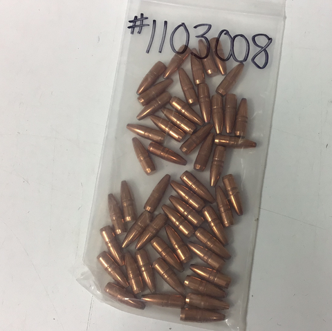 1103008 BULLETS PULLED 30 CAL 150 Gr x 50 PIECES