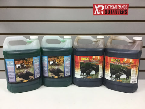 1020023 NEW BUCK EXTREME AND VARECH-O-BUCK ATTRACTANT x 16L
