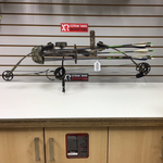 FUSION COMPOUND BOW W/ RELEASE #1117051