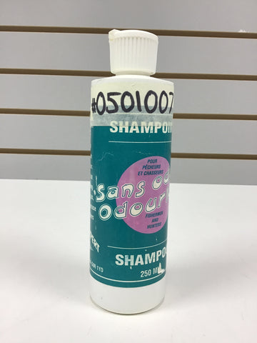 0501007 ODORLESS SHAMPOO 250 ml
