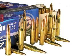 PPU Rifle Line Ammunition