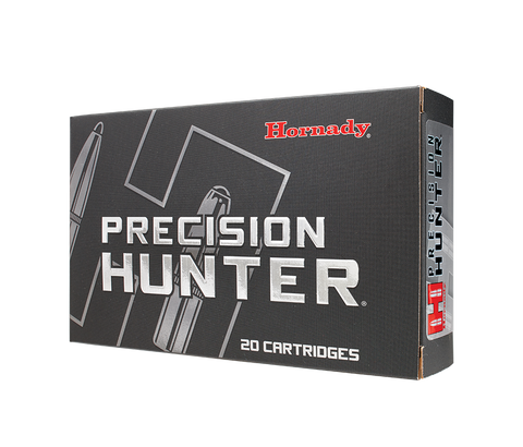 Hornady Precision Hunter Centerfire Ammunition
