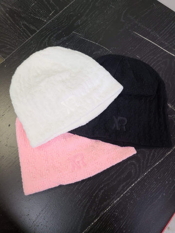 Textured Acrylic Toque OSFA