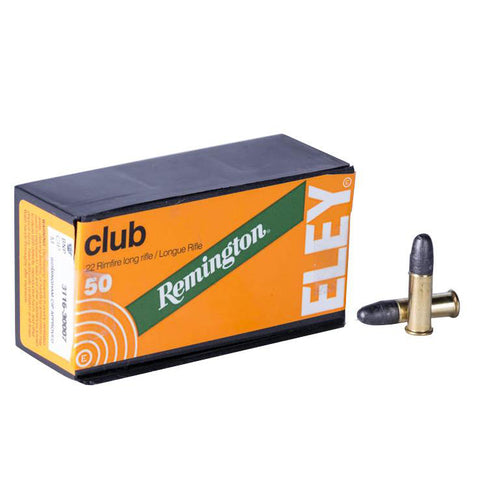 Remington Eley Rimfire Ammunition