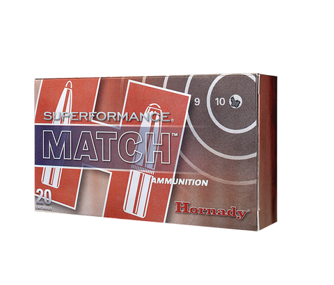 Superformance Match Rifle Ammunition