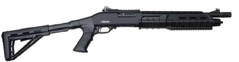 Commander 12GA Pump Shotgun