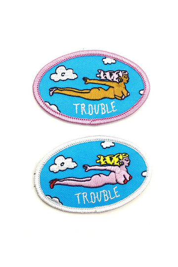 Trouble Patch