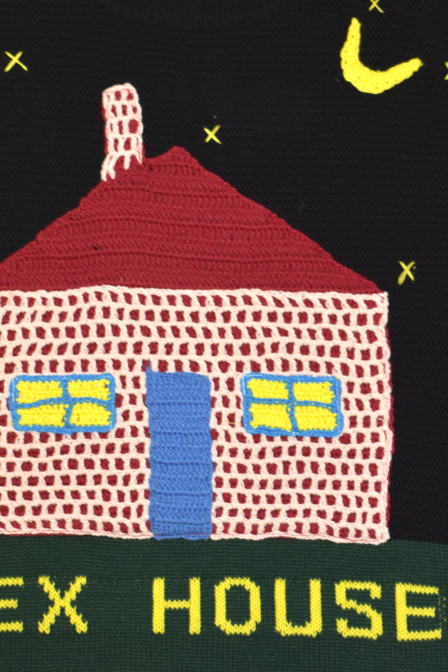 Sex House Sweater Nighttime