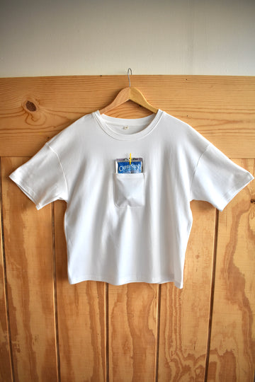 Unisex Capri Sun Pocket T-shirt Organic Cotton