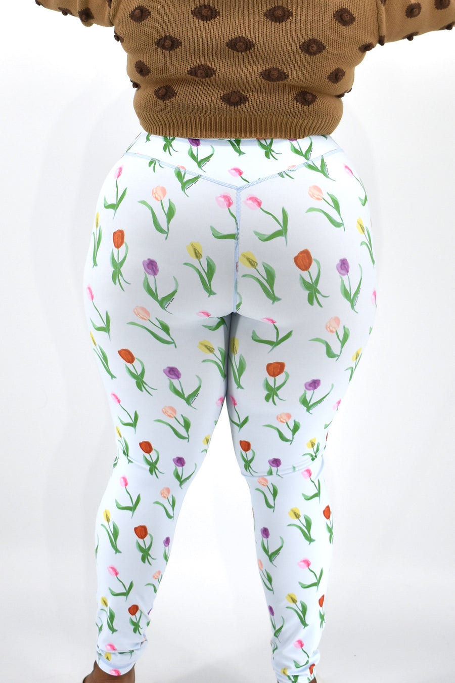 Two-Lips Yoga Leggings