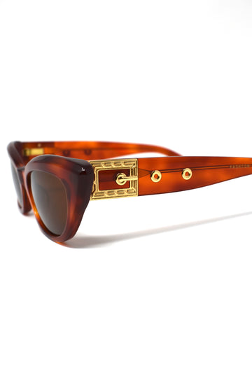 Tortoise Buckle Sunglasses